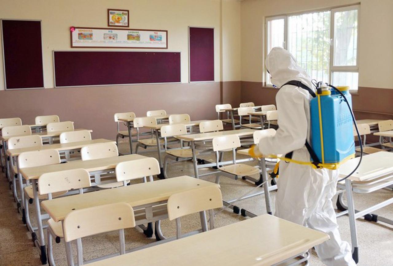"""""""Pandemi Döneminde Okullarda Öncelik Sağlık ve Hijyen Olmalı"""""""