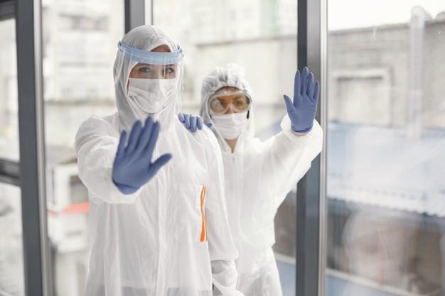Pandeminin Neresindeyiz ?
