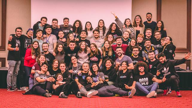 AIESEC Türkiye'yle Gençliğin Sesi olma fırsatını kaçırma!
