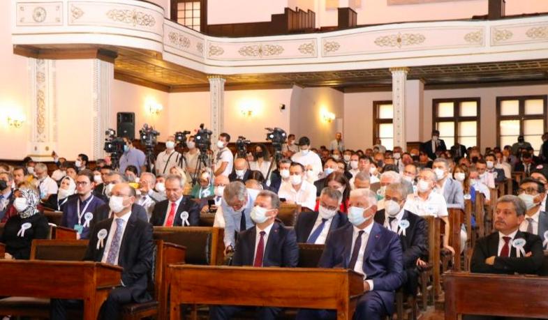 2. Maarif Kongresi Tarihi Salonda Gerçekleşti