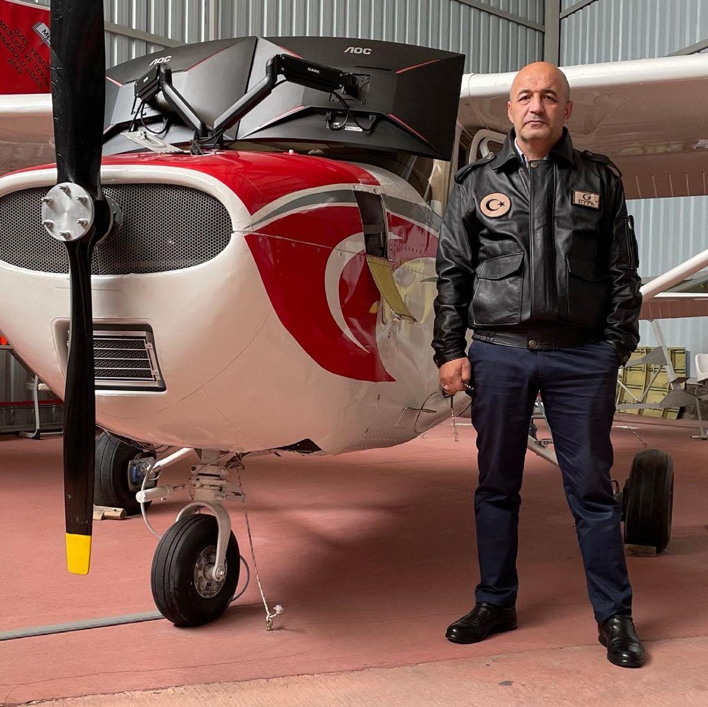 Yesevi Havacılık Lisesi 'tanınan okul' sertifikası aldı