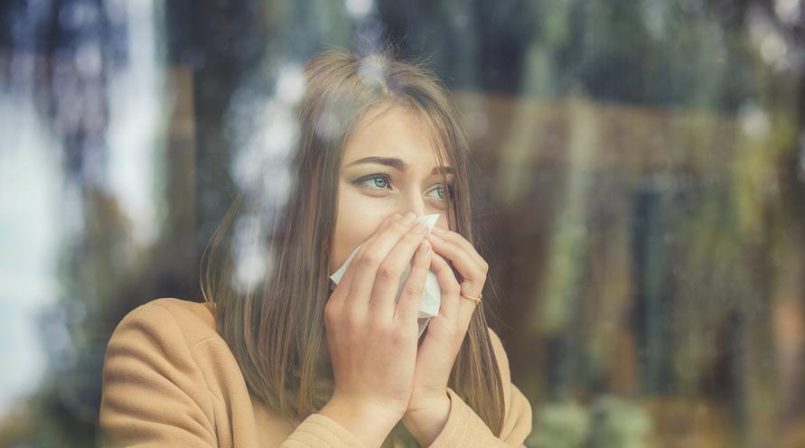 sonbahar alerjisi